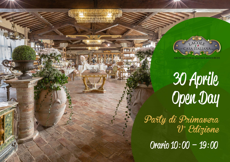 Lacole festeggia la primavera con il tradizionale party di - Lacole casa italiana perugia ...