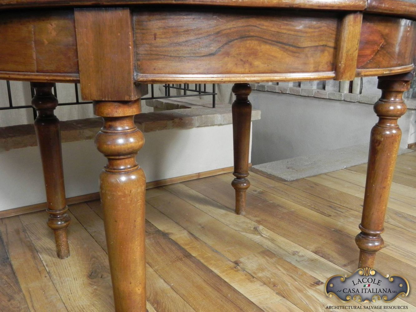 Tavolo Antico Ovale In Noce Lacole Casa Italiana Dettaglio Prodotto Lacole Casa Italiana